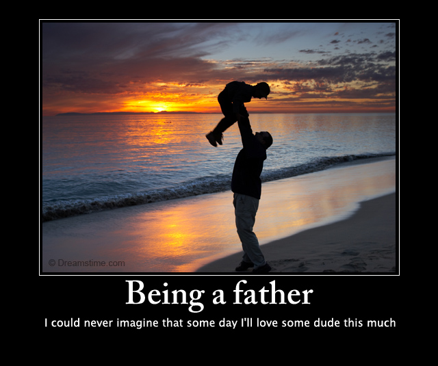 Being A Father Quotes Impressive Being A Father Meme Quotes