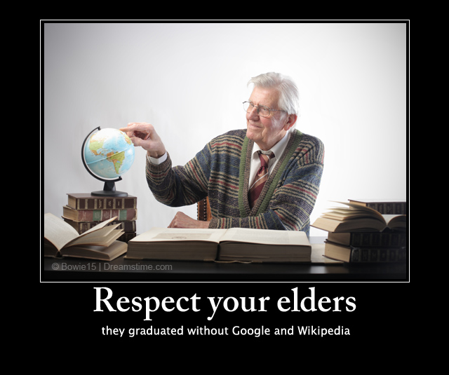 Respecting Elders