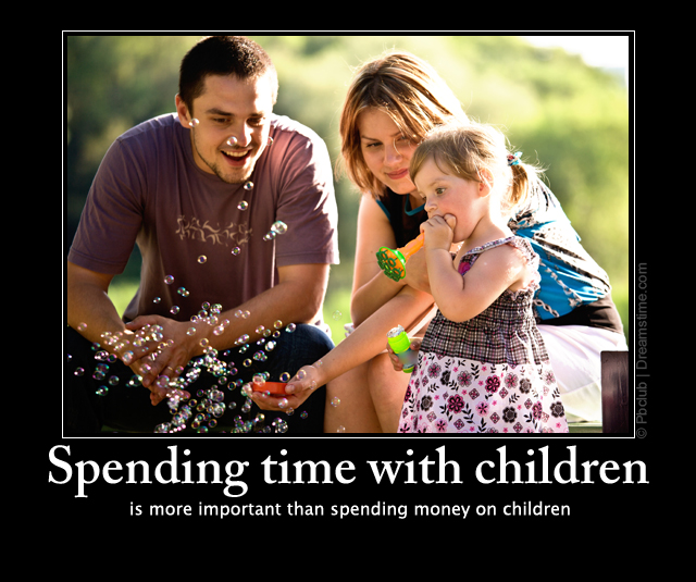 Quotes About Spending Time With Kids: Spending Time